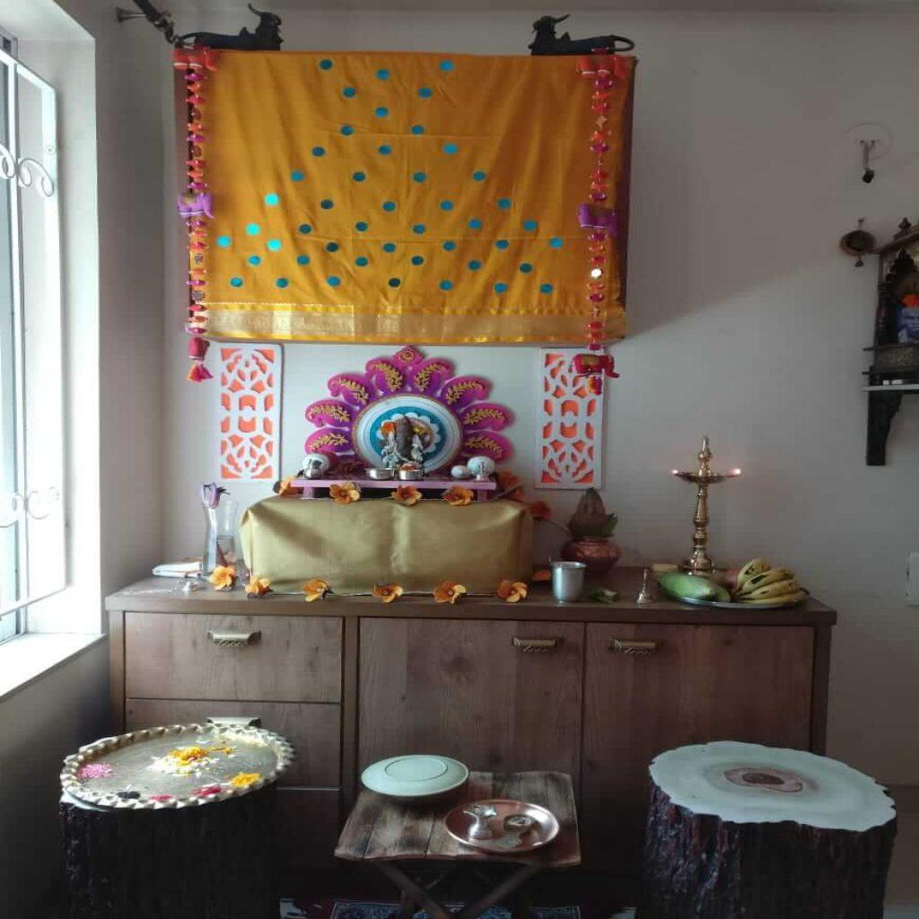 Abhay Raipurkar-Apostrophe-Home Ganesha