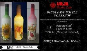 bottle decoupage workshop wakad - Bottle Decoupage Workshop wakad 300x176 - Bottle Decoupage Workshop wakad
