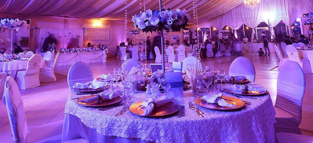Banquet Party Hall for Wedding and Functions with Lavish Dining in Wakad- Club29.in