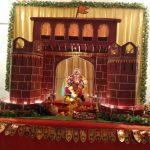 society decoration - Gargi Bodas Windsor Park 1 150x150 - 2nd Prize Winner-Windsor Park-Society Ganesha-Wakad