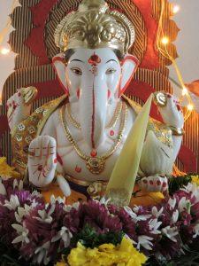 amit bhardwaj's ganesha @ kalpataru splendor, wakad - IMG 20160909 WA0001 225x300 - Amit Bhardwaj's Ganesha @ Kalpataru Splendor, Wakad