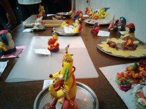creative ganesha's at apostrophe, wakad - IMG 20150919 193131 300x225 - Creative Ganesha's at Apostrophe, Wakad