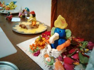 creative ganesha's at apostrophe, wakad - IMG 20150919 193136 300x225 - Creative Ganesha's at Apostrophe, Wakad