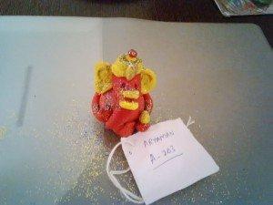 creative ganesha's at apostrophe, wakad - IMG 20150919 193300 300x225 - Creative Ganesha's at Apostrophe, Wakad
