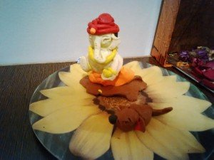 creative ganesha's at apostrophe, wakad - IMG 20150919 193322 300x225 - Creative Ganesha's at Apostrophe, Wakad