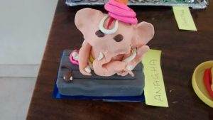 apostrophe clay ganesha's by kids--wakad - IMG 20160904 163134863 300x169 - Apostrophe Clay Ganesha's by kids–Wakad