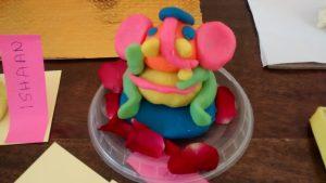 apostrophe clay ganesha's by kids--wakad - IMG 20160904 163155768 300x169 - Apostrophe Clay Ganesha's by kids–Wakad