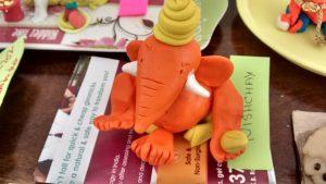 apostrophe clay ganesha's by kids--wakad - IMG 20160904 163230346 HDR 300x169 - Apostrophe Clay Ganesha's by kids–Wakad