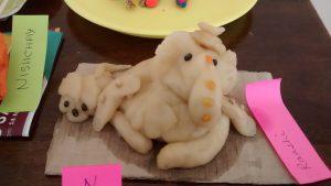 apostrophe clay ganesha's by kids--wakad - IMG 20160904 163239054 300x169 - Apostrophe Clay Ganesha's by kids–Wakad