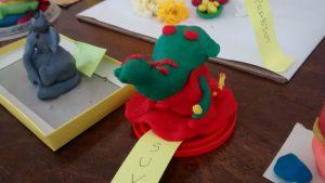 apostrophe clay ganesha's by kids--wakad - IMG 20160904 163310118 300x169 - Apostrophe Clay Ganesha's by kids–Wakad