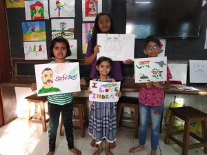 drawing - Painting Classes Grafiti Expression Drawing Art classes for all age group 300x225 - Drawing and Painting Classes / Workshops in Wakad – Grafiti Expressions