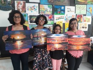 drawing - Painting classes grafiti Expressions 300x225 - Drawing and Painting Classes / Workshops in Wakad – Grafiti Expressions