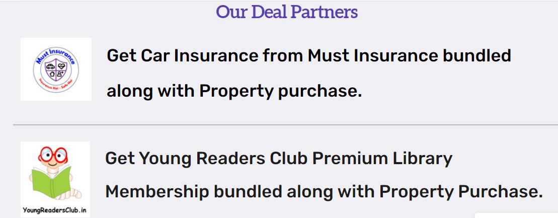 Screenshot 3 - Buy Property 1BHK, 2BHK & 3BHK Home Investment in Hinjawadi – Hinjawadi.in