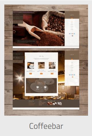 Website Development - coffeebar - Website Development