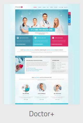 website development - doctor  - Website Development