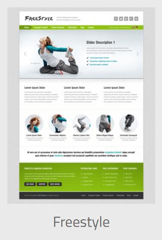 website development - freestyle - Website Development