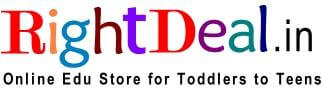 Educational Store for Preschool and Primary kids offering Books, Cds, Toys - RightDeal.in