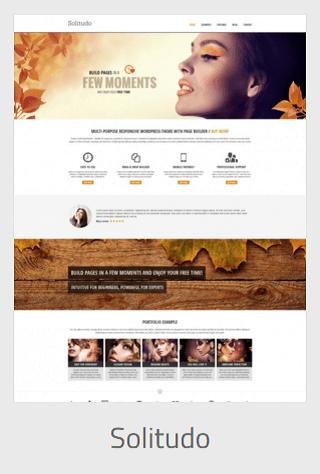 website development - solitudo - Website Development