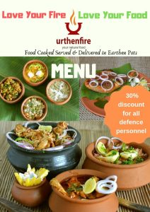 - urthenfire pune menu 0 212x300 - 30% Discount For All Defence Personnel – Urthenfire